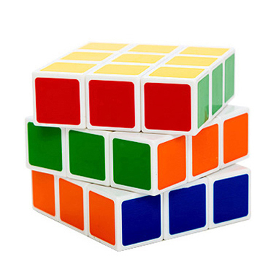 Intelligence Magic Cube Toy Puzzle Games Children Learning Resources Brinquedos Speed Square Cubos Magicos Toys Kids 60D0655