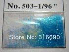 Blue Nail Art Glitter Nail Glitter Powder Dust For UV Gel Acrylic Nail Decoration