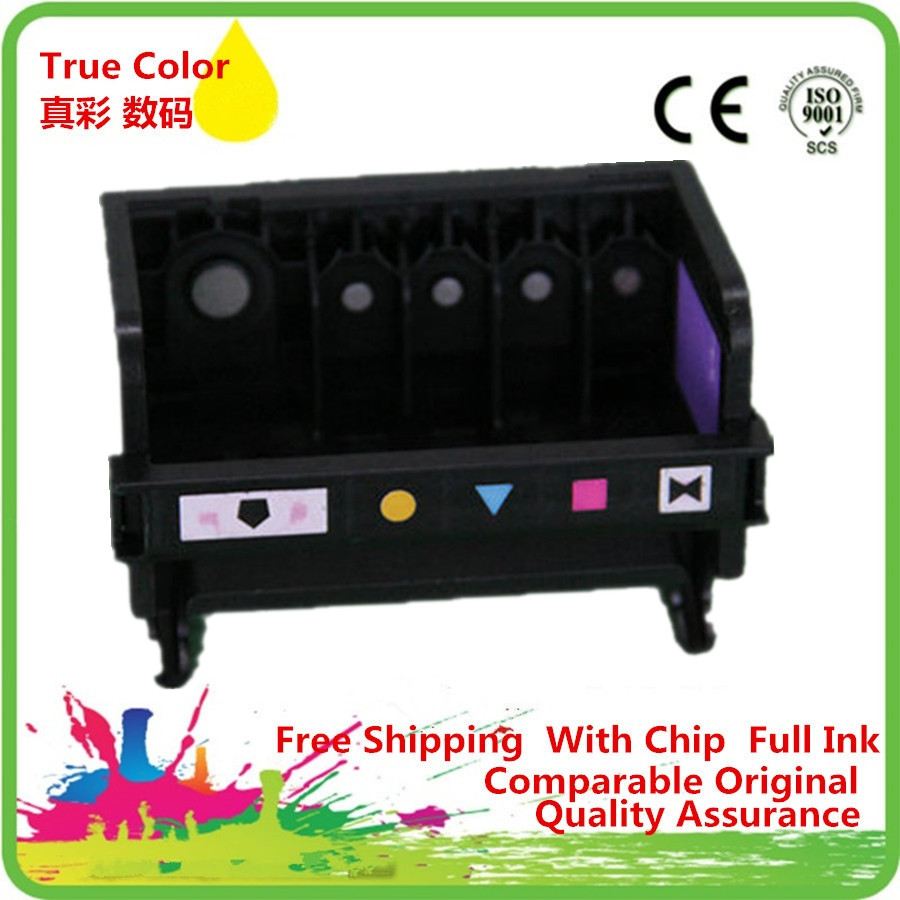 5 Color Printhead Print Head Remanufactured For HP 364 364XL Photosmart 7510 Fax C309a C310c C309g D5460 D5463 C6380 C6383 C5380 new printhead for hp 364 564 for hp b8550 b6550 c5380 c6375 c6340 c6350 c6380 d5460 c410b print head