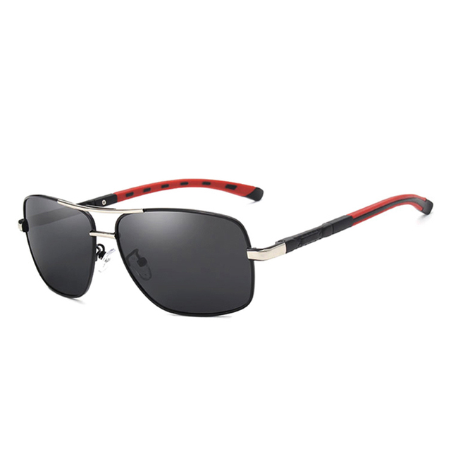 OLEY Brand 2018 Classic Men Aluminum Sunglasses Polarized HD Glasses UV400 Mirror Male Sun Glasses Women For Men Oculos de sol