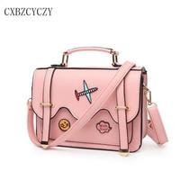 2017 New Design Candy Color Women Messernger Bag Women Handbags Female Fashion Crossbody Bag Lovely Girl Shoulder Bag Bolsas