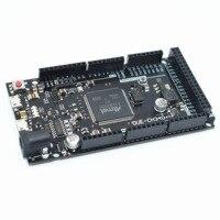Black Due R3 Board DUE CH340 For Arduino ATSAM3X8E ARM Main Control Board With 1 Meter