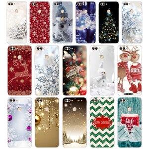 145 ZX Have yourself Merry Christmas Мягкий силиконовый чехол для huawei Honor mate 20 pro View 10 p smart 2018 2019 чехол для сотового телефона