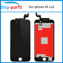 20Pcs AAA Quality LCD For iPhone 6s LCD Display Touch Screen LCD Assembly Digitizer Glass lcd Replacement Parts DHL Shipping 20pcs lot dhl ems original for lenovo s930 lcd display assembly complete touch screen digitizer 6 0 inch free shipping