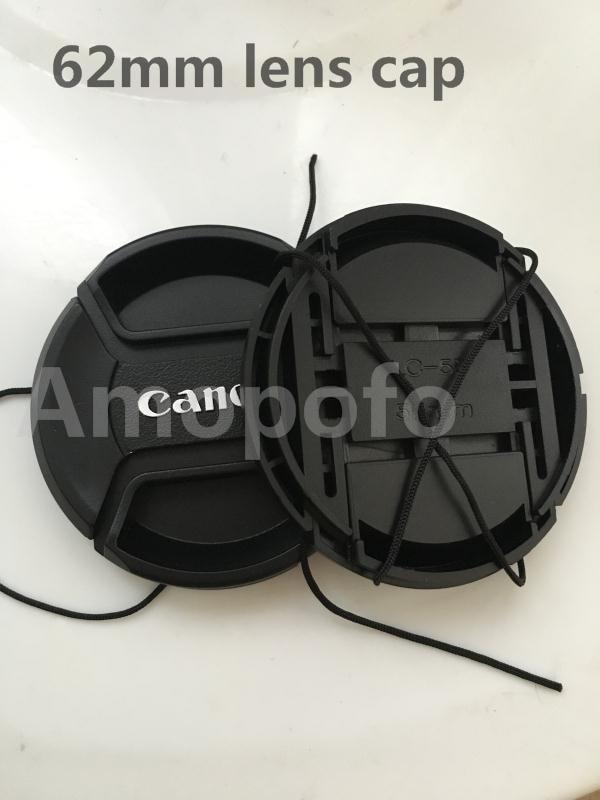 Nowość w sprzedaży dla pokrywki obiektywu Canon 62 mm, zatrzasku z - Aparat i zdjęcie