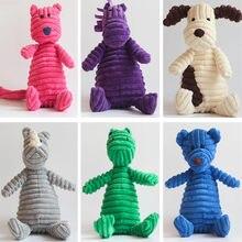 Популярные забавные флисовые игрушки для собак и кошек, долговечные плюшевые игрушки для собак, визжащие игрушки для всех домашних животны...