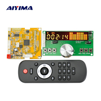 Aiyima Audio DTS Lossless Decoding Board MP4 MP5 HD Video Decoder APE WAV MP3 Decode Board