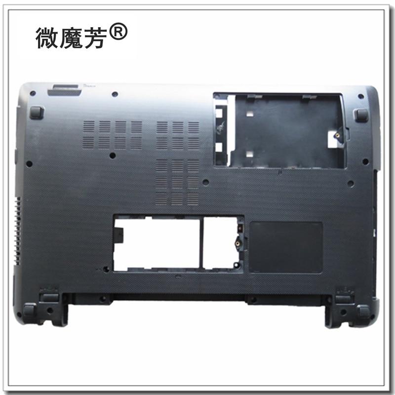 NOVO para Asus A53U A53 X53 X53BY A53U K53TK K53 A53T K53U K53B X53U K53T X53B Laptop Inferior Caso Base Tampa D shell