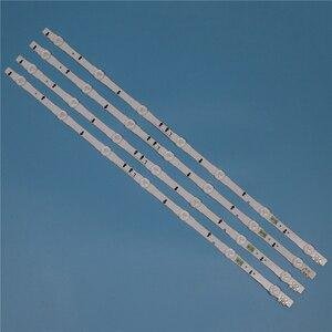 Image 1 - 7 lampes LED rétro éclairage bande pour Samsung UE32H5000AK UE32H5005AK UE32H5020AK UE32H5030AW UE32H5040AK barres Kit télévision LED bande