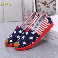 Shopping Dancing Anti Slip Shoes Soft Soles Fashionable And Refreshing Shoes