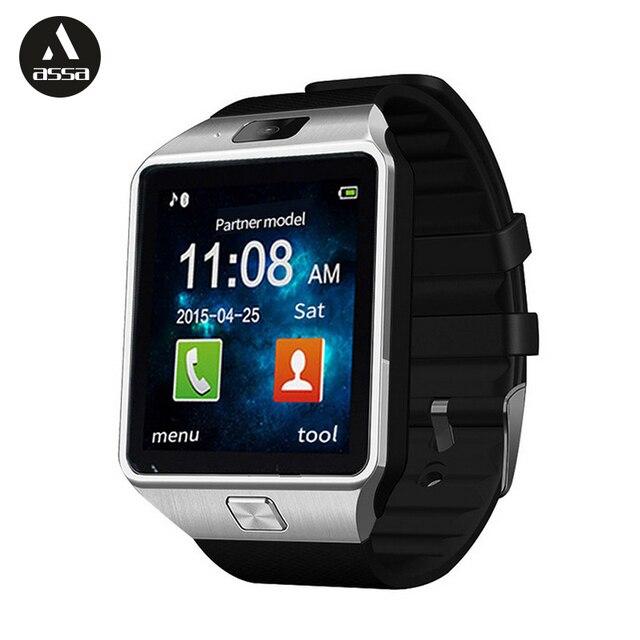 DZ09 Intelligente Orologio Bluetooth Smartwatch Android Telefonata Relogio 2G GSM SIM TF Card Della Macchina Fotografica per il