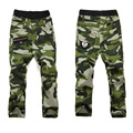 New Autumn Winter Boys Pants Cotton Casual Camouflage Full Length Pants Kids Sports Trousers Baby Boys Pants Children's Clothing