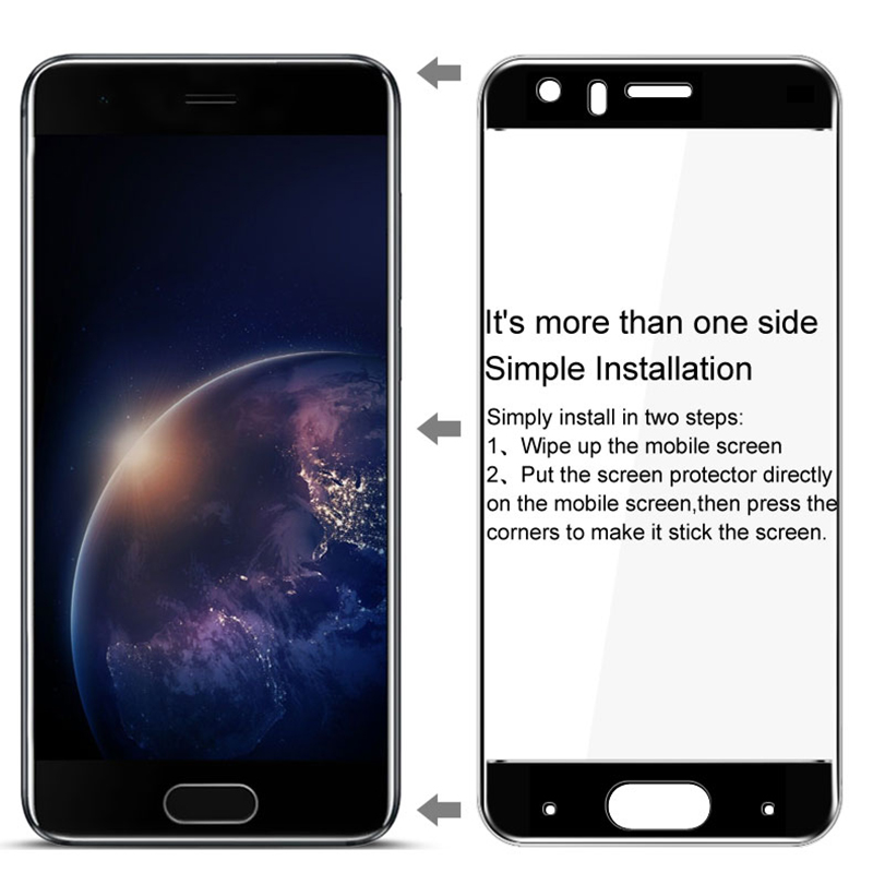 Image 3 - Full cover honor 9 lite protective glass honor 9 8 10 on the for huawei 8lite 9lite screen protector tempered glass honor light-in Phone Screen Protectors from Cellphones & Telecommunications