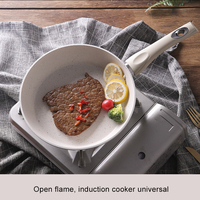 Maifan Stone Pots and Pans Multi function Non stick Frying Steak Pan Omelette Thickening Induction Cooker Open Flame Universal