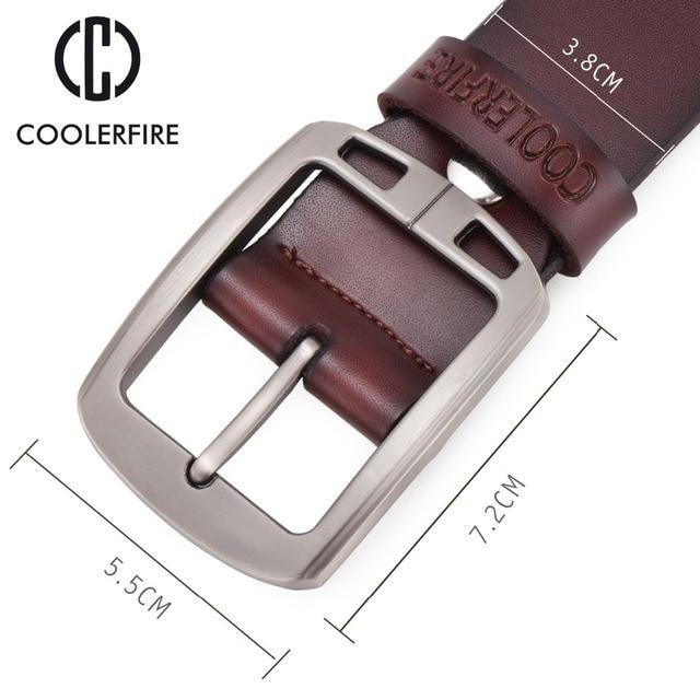 Genuine Leather Belts for Men  3