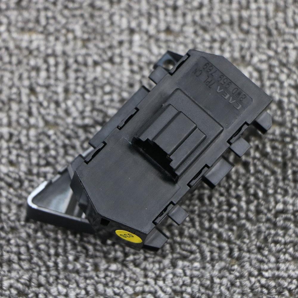 טלוויזיות 25-29 8W0959769 LHD צמיג חלף אזהרת ניטור לחץ זיכרון בטיחות קדמי דל התאם לחצן מתג עבור אאודי A4 B9 RS4 A5 S5 16-19 (5)