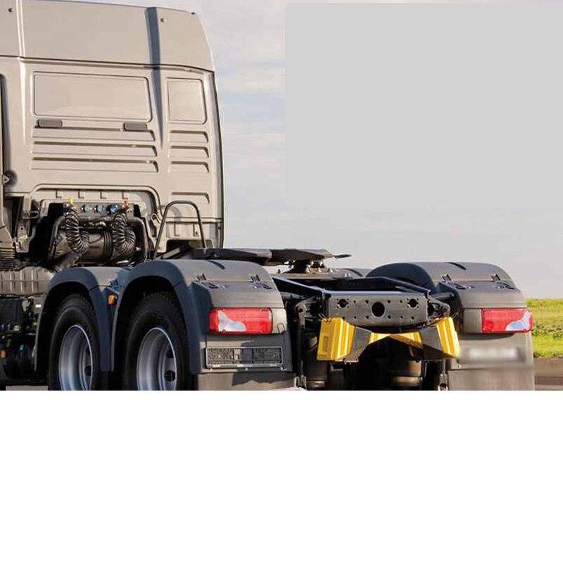 1 paire 24 V voiture feu stop camion remorque camion 120LED queue arrière feu antibrouillard pour homme pour DAF pour TGX pour SCANIA - 6