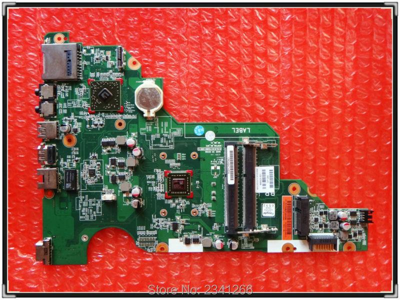 ФОТО Free Shipping Original 688303-501 FOR HP 2000 CQ58 655 Laptop Motherboard 688303-001 Mainboard  Warranty 100% test OK