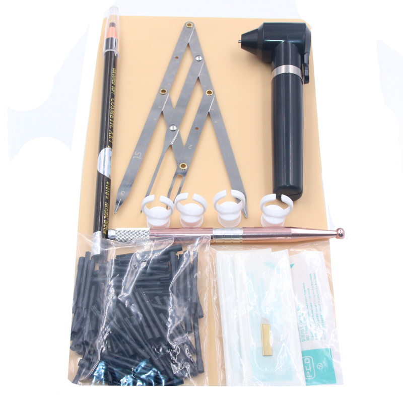 1 kit permanent makeup accesories Golden Ratio CALIPERS eyebrow divider microblading accesories for eyebrow tattooing