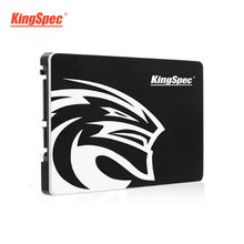 Kingspec sata ssd 720 gb 2.5 ssd ssd sata iii ssd 360 gb 180 gb preto unidade de estado sólido para notebook portátil desktop macbook pro 17(China)