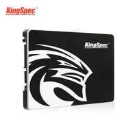 KingSpec SATA SSD 720GB 2.5 ''SATA III SSD 360GB 180GB noir à semi-conducteurs pour ordinateur portable ordinateur de bureau Macbook Pro 17