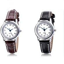 Moda reloj Clásico de la Marca de Japón Del Reloj Análogo de Cuarzo Relojes Mujeres reloj Correa de Cuero Del Reloj Impermeable relojes de las mujeres