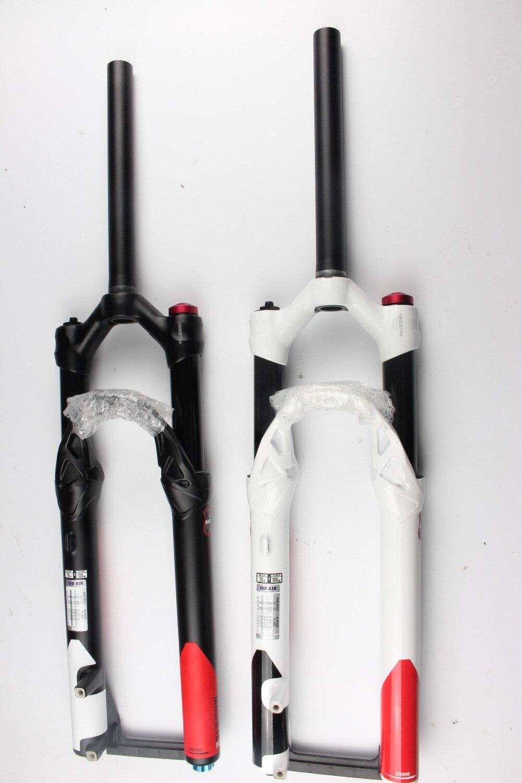 2018 nuovo modello di Manitou MACHETE PRO 26er della bicicletta della bici mtb Suspension Forcella Aria Etero nero bianco aggiornamento da R7 PRO