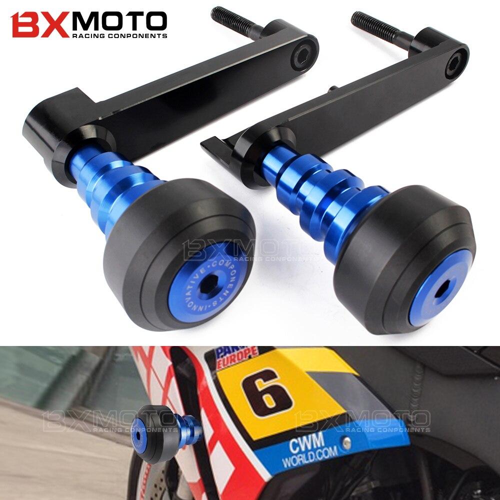 cnc Frame Sliders Motorcycle Engine Stator Crash Pad Slider Protector For CBR1000RR CBR 1000 RR CBR 1000RR Falling Protection