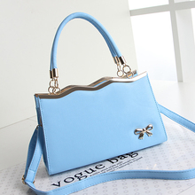 Ntage Cute Bow Small Handbags Hotsale Women Evening Clutch Ladies Mobile Purse Famous Brand Shoulder Messenger Crossbody Bags