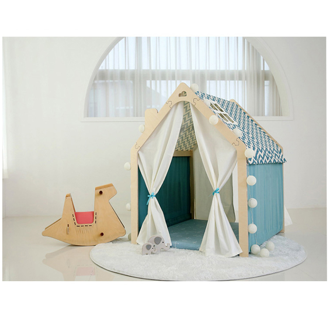 Love Tree Kids Play House Portable Wooden Modern Funny Games Teepee Tent For Girls Boys Tipi  sc 1 st  AliExpress.com & Love Tree Kids Play House Portable Wooden Modern Funny Games ...