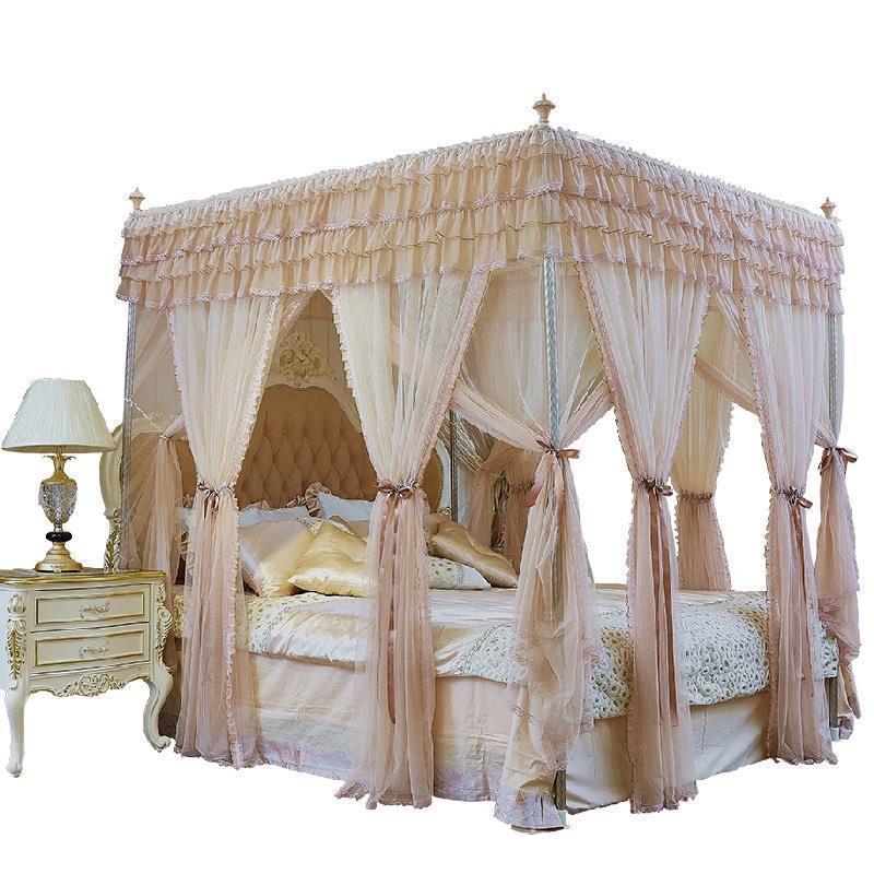 Baby Dossel Curtain Bebek Canopy Kids Bed Tent Siatka Moskitiera Ciel De Lit Moustiquaire Cibinlik Klamboe