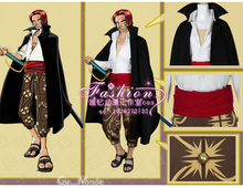 Anime hot One piece Portgas D Ace Cosplay Cowboy hero wear coat+shirt+pant+belt costume set