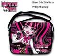 Monster High Meninas Da Escola Mochila Grande Saco Crianças bolsa de Viagem