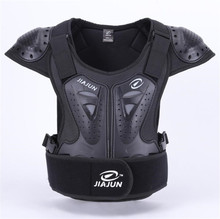 JIAJUN Motorcycle Armor Vest Chest Back Body Protector Men Women Motocross Protective Gear Moto Waistcoat