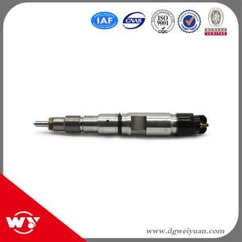 نوعية جيدة مسج استبدال محرك الديزل حاقن 0445 120 075 ل السكك الحديدية المشتركة