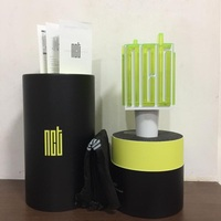 In stock LED NCT Kpop Stick Lamp Hiphop Lightstick 2018 New Official Concert Lamp fluorescent stick aid rod Official