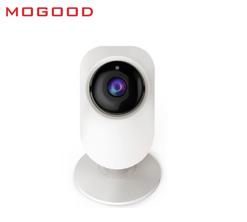 MoGood A2 Smart Mini IP Camera  with 8G TF card HD 720P Night Version IR 8M WiFi Support English App iPhone and Android xiaomi chuangmi 720p smart camera ir