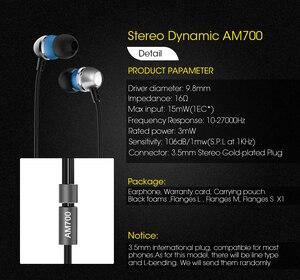 Image 3 - Astrotec auriculares internos HiFi AM700, dinámicos, estéreo, 3,5mm, para iphone, Huawei, VGP, verano, 2015