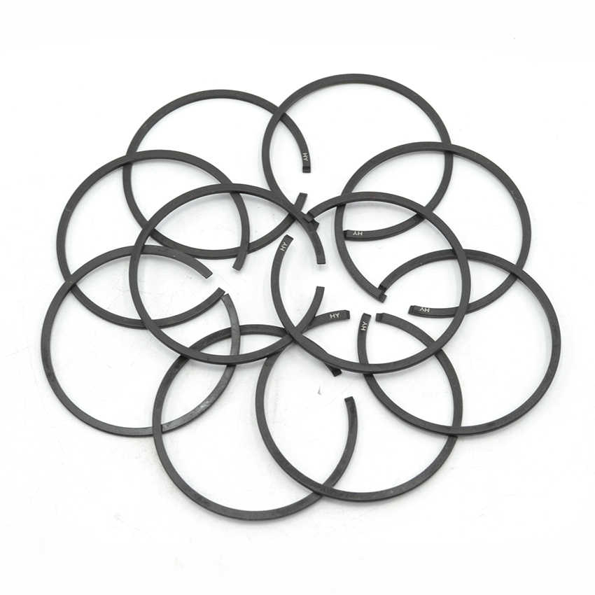Detail Feedback Questions About 10pcs Chainsaw Piston Ring 52mm1 5