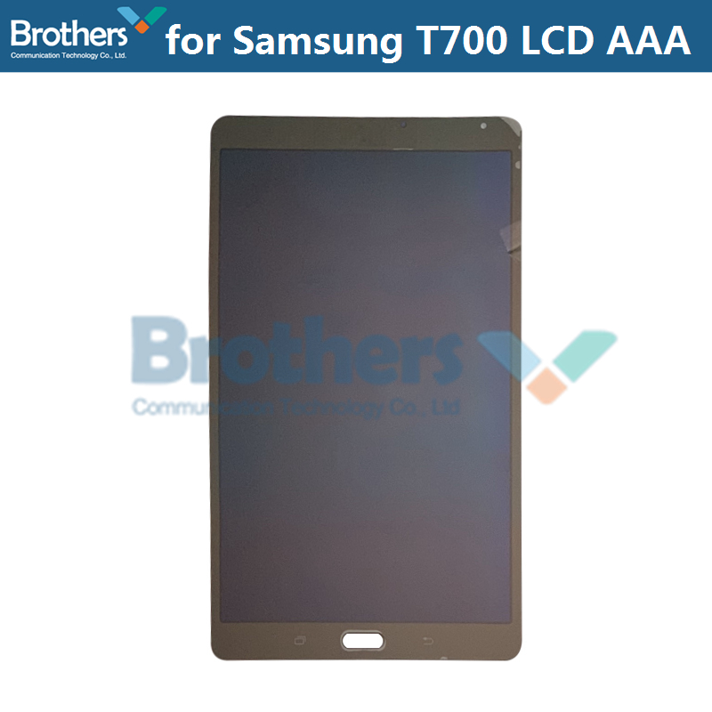 Tablet LCD Display For Samsung Galaxy Tab S T705 T700 Panel LCDAssembly for T705 T700 With Touch Screen Digitizer Glass 8.4\' AAAA (3)