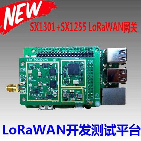 LPWAN LoraWan SX1301 Gateway sx1278 lora módulo de Gateway Gateway 8 canais