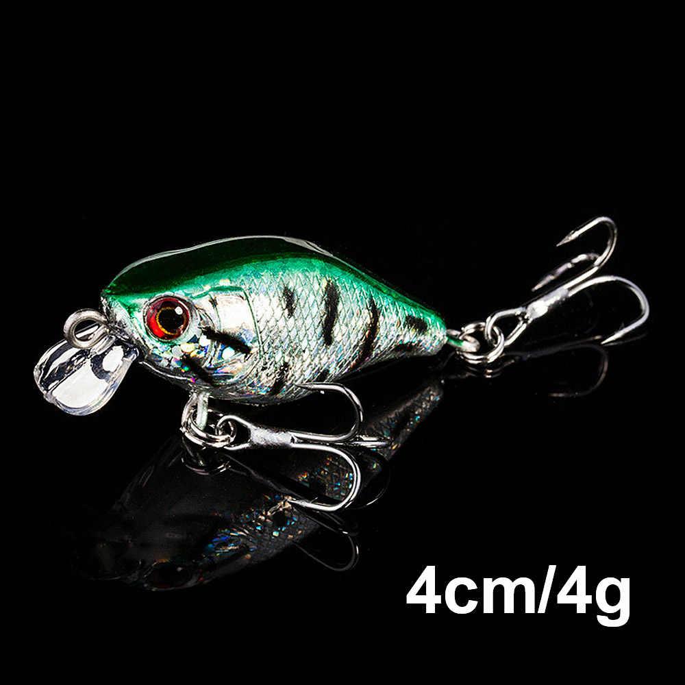 Qxo 4g 7g Lockt Kleine Waren Für Angeln Minnow Harter Köder Vib Löffel Fische Künstliche Köder Tintenfisch Jigs wobbler Winter Eis Hard