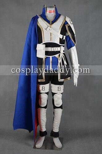 Emblème de feu Roy reliure lame Cosplay Costume L005