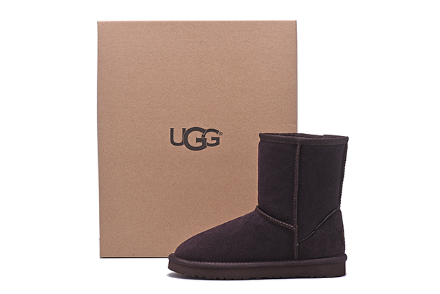 3b2a166cdac 2019 Original New Arrival UGG Boots 5825 Women uggs snow shoes Sexy Winter  Boots UGG Women's Classic Short Sheepskin Snow Boot