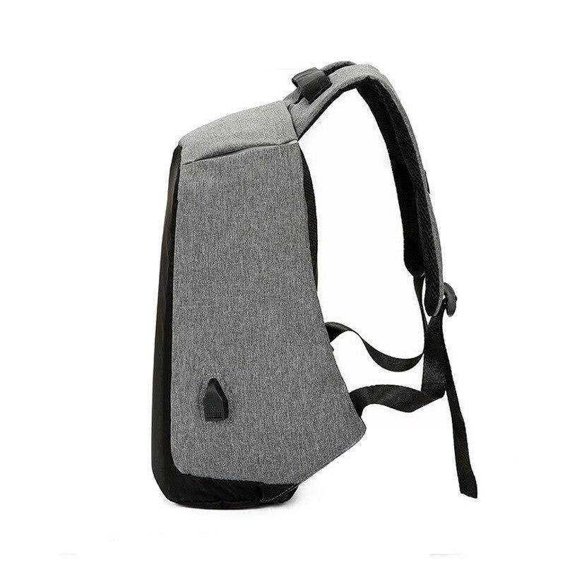Sacs à dos imperméables homme USB Design sac à dos grande capacité pochette d'ordinateur sacs à dos femmes sacs d'école Mochila Masculina z30-in Sacs à dos from Baggages et sacs    3