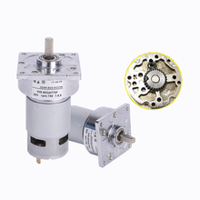 60GA775F DC motor / small 12v24v gear 775 miniature low speed 25W
