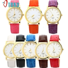 OTOKY fashion colorful Women's Fashion Rose Leather Band Quartz Analog Wrist Watches Watch Drop ship gift July5 P30