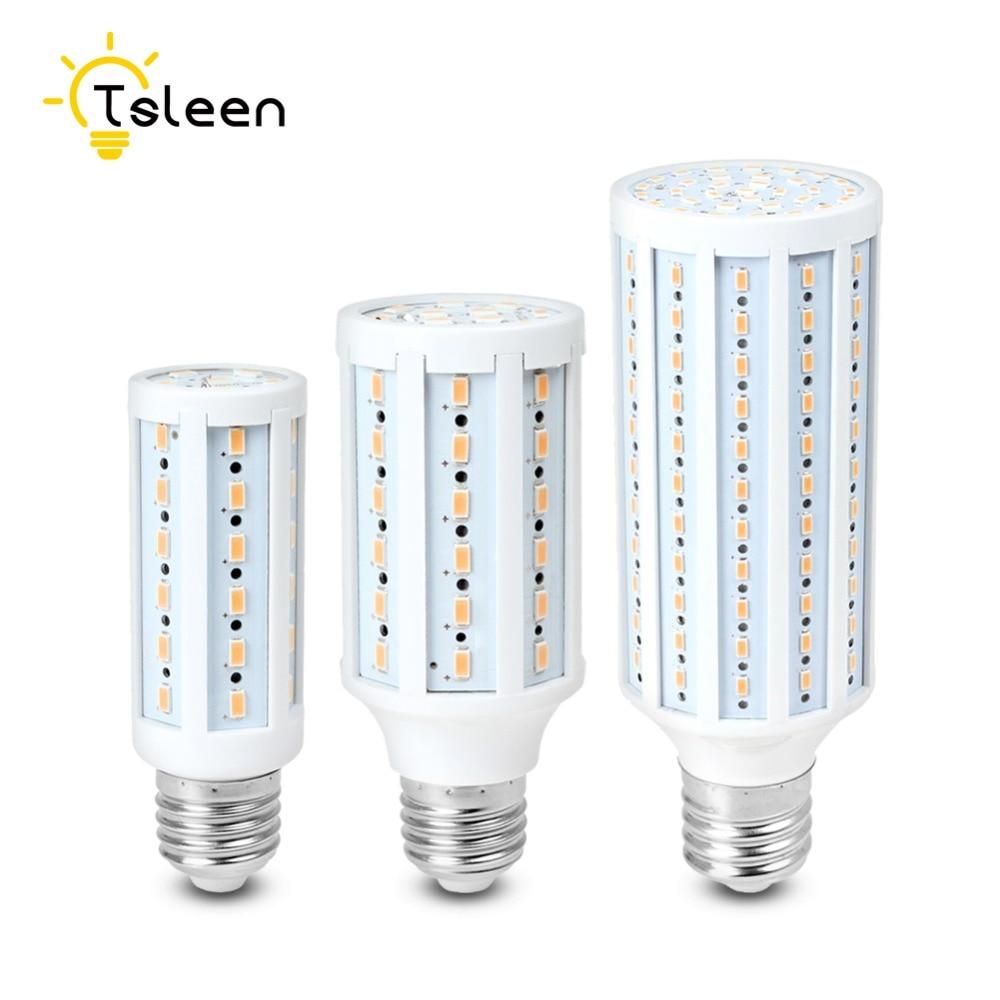 cheap bombillas e27 led light bulb 220v 360 degree 5730smd spotlight ampoule led corn light 30w. Black Bedroom Furniture Sets. Home Design Ideas