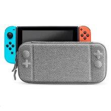 Novo Gamepad Saco EVA Protective Carrying Case Para Nintend Console do Switch Controlador de Alegria-con Jogo Vedeo Acessórios Bolsa Saco