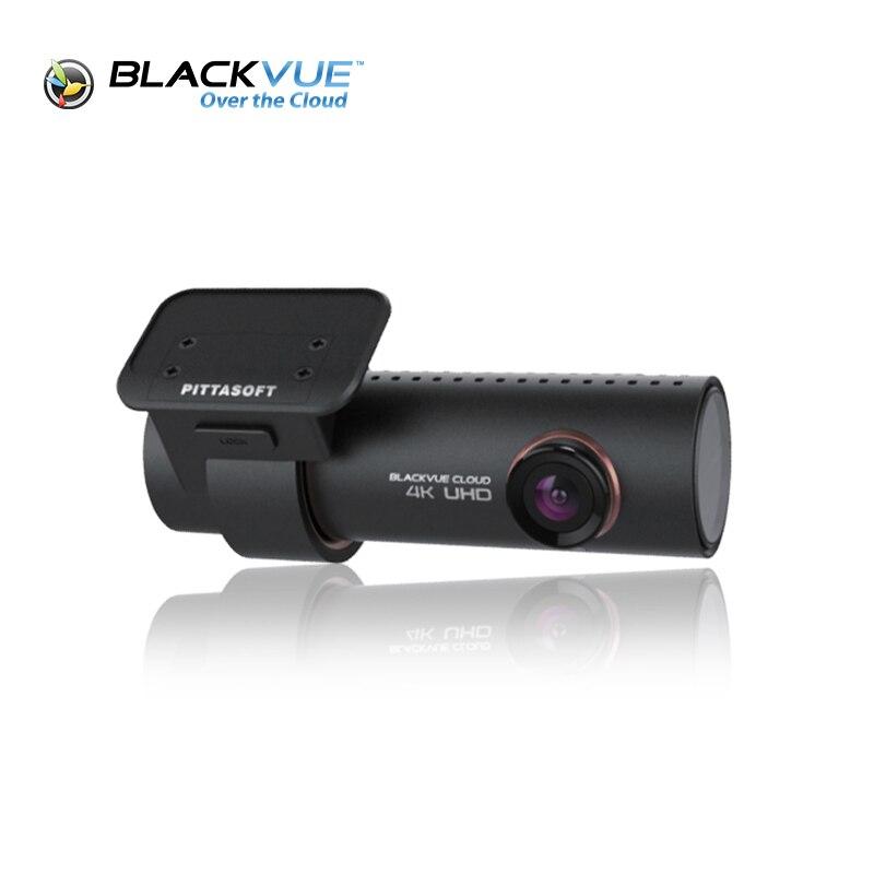 BlackVue voiture DVR DR900S-1CH WiFi GPS 4 K enregistrement automatique gratuit Cloud Service Multi langue Dashcam véhicule boîte noire